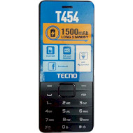 Мобильный телефон TECNO T454 Black