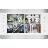Відеодомофон SLINEX SL-10IPTHD Silver/White