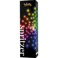 Smart LED гирлянда TWINKLY Spritzer RGB 200 Gen II Multicolor Edition IP44 White Cable (TWB200STP-WEU)