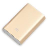 Портативное зарядное устройство XIAOMI Mi Power Bank Gold (10000mAh)