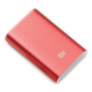 Портативное зарядное устройство XIAOMI Mi Power Bank Red (10000mAh)