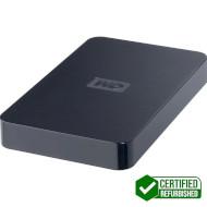 Портативный жёсткий диск WD Elements Portable 320GB USB2.0 (WDBAAR3200ABK-EESN)