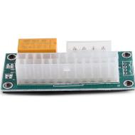 Адаптер для синхронного включения БП CABLEXPERT A-PSU2M-01