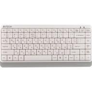 Клавиатура A4TECH Fstyler FK11 White