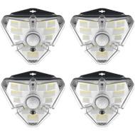 Уличный светильник BASEUS Solar Energy Human Body Induction Wall Lamp 4-Pack (DGNEN-B01)