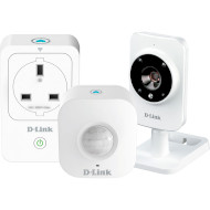 Комплект охоронної сигналізації D-LINK Smart Home HD Starter Kit
