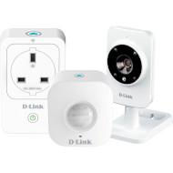 Комплект для «умного» дома D-LINK Smart Home HD Starter Kit (DCH-100KT)