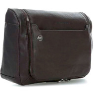 Бьюти-кейс PIQUADRO Black Square Dark Brown (BY3853B3-TM)