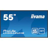 """Информационный дисплей LFD 55"""" IIYAMA ProLite LH5542UHS-B1"""