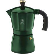 Кофеварка гейзерная BERLINGER HAUS Emerald Collection (BH-6386)