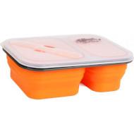 Ланч-бокс TRAMP TRC-090 Orange 0.9л (TRC-090-ORANGE)