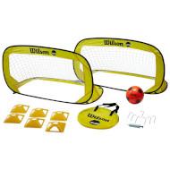 Набір футбольный WILSON NCAA Ultimate Backyard Soccer Kit (WTE3007KIT)
