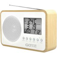 Радиочасы GOTIE GRA-110B