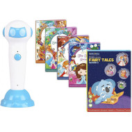 Ручка интерактивная SMART KOALA Smart Pen Basic Set + Fairy Tales (сезон 2) (SKS0FTS2)