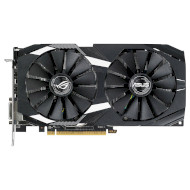 Видеокарта ASUS Dual Radeon RX 580 OC Edition 8GB GDDR5 Bulk (DUAL-RX580-O8G-BULK)