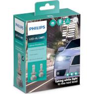 Лампа светодиодная PHILIPS Ultinon Pro5000 HL H7 2шт (11972U50CWX2)