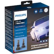 Лампа светодиодная PHILIPS Ultinon Pro9000 HL HB3/HB4 2шт (11005U90CWX2)