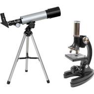 Микроскоп OPTIMA Universer 300x-1200x + телескоп 50/360 AZ (MBTR-UNI 01-103)