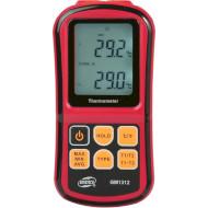 Профессиональный термометр BENETECH GM1312