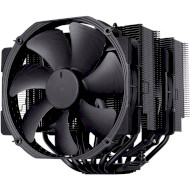 Кулер для процессора NOCTUA NH-D15 chromax.black (NH-D15 CHROMAX.BLACK)/Уценка
