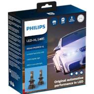 Лампа світлодіодна PHILIPS Ultinon Pro9000 HL H7 2шт (11972U90CWX)