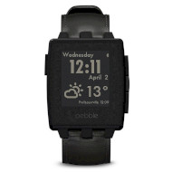 Смарт-часы PEBBLE Watch Steel Matte Black