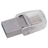 Флэшка KINGSTON DataTraveler microDuo 3C 32GB (DTDUO3C/32GB)