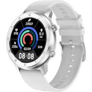 Смарт-часы NO.1 DT89 Silicon Silver