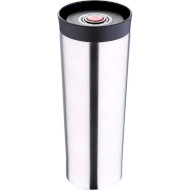 Термокружка BERGNER Travel Stainless Steel 0.48л (BG-5981-MM)