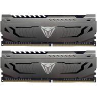 Модуль памяти PATRIOT Viper Steel DDR4 3200MHz 8GB Kit 2x4GB (PVS48G320C6K)