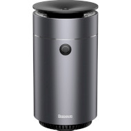 Автомобильный освежитель воздуха BASEUS Time Aromatherapy Machine Humidifier Gray (DHSG-0G)