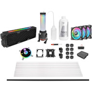 Набор для сборки СВО THERMALTAKE Pacific CL360 Max D5 Hard Tube Water Cooling Kit (CL-W259-CU00SW-A)
