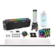 Набор для сборки СВО THERMALTAKE Pacific M360 Plus D5 Hard Tube Water Cooling Kit (CL-W218-CU00SW-A)