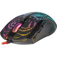 Мышь DEFENDER Invoker GM-947 (52947)