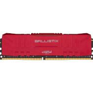 Модуль памяти CRUCIAL Ballistix Red DDR4 3200MHz 16GB (BL16G30C15U4R)