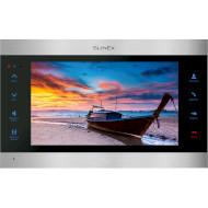Відеодомофон SLINEX SL-10IPTHD Silver/Black