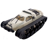 Радиоуправляемый вездеход PINECONE MODEL 1:12 Military Police Crawler White (SG-1203W)