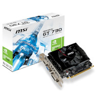 Видеокарта MSI GeForce GT 730 2GB GDDR3 128-bit (N730-2GD3V2)