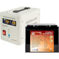 ИБП LOGICPOWER 800 + литиевая (LifePo4) батарея 1300W (LP10833)