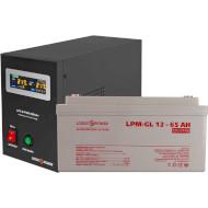 ИБП LOGICPOWER B800 + гелевая батарея 900W (LP5868)