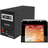 ИБП LOGICPOWER B800 + литиевая (LifePo4) батарея 1300W (LP10834)