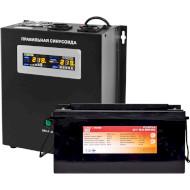 ИБП LOGICPOWER W2000 + литиевая (LifePo4) батарея 2600W (LP12815)