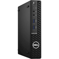 Неттоп DELL OptiPlex 3080 Micro (N021O3080MFF-08)