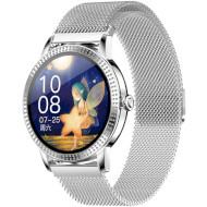 Смарт-часы LEMFO CF18 Pro Metal Silver