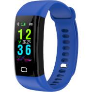 Фитнес-трекер LEMFO F07 Health Blue