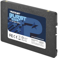 "SSD PATRIOT Burst Elite 120GB 2.5"" SATA (PBE120GS25SSDR)"