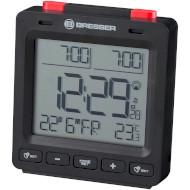 Годинник настільний BRESSER MyTime Easy II RC Black (8010061CM3000)