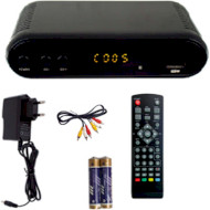 Ресивер цифрового ТВ GRUNHELM GT2HD-030