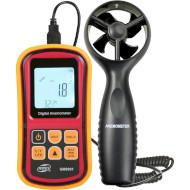 Термоанемометр BENETECH GM8901