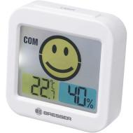 Термогигрометр BRESSER Temeo Smile White (7007450GYE000)